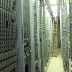 Another aisle of 5XB equipment