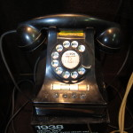 Old Old Rotary Phone