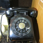 New Old Rotary Phone