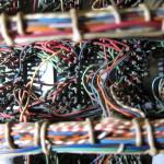 Crossbar PBX Marker Wiring