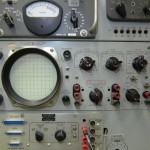 HP 122AR Oscilloscope