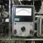 HP Vacuum Tube Voltmeter