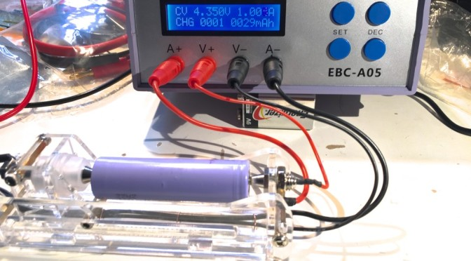 EBC-A05+Electronic Battery Load Tester for Capacity Battery Mobile Computer